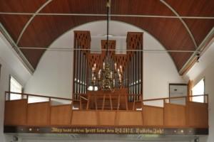 Leeflang orgel 1970