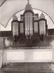 Orgel 1929